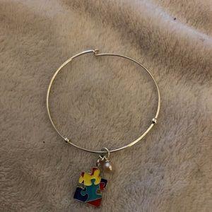 Autism Awareness bracelet *RETIRED*